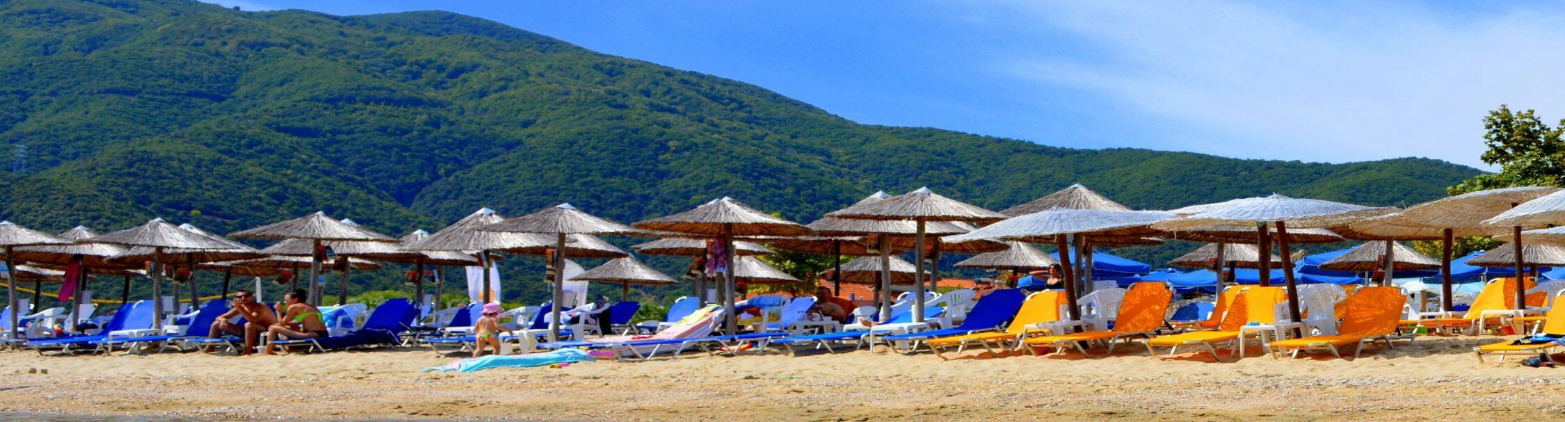Spiagge e Hotel